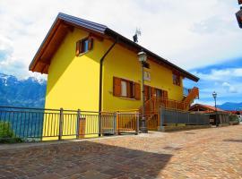 B&B Tomaselli, Strigno (nära Bieno)
