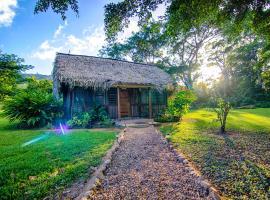 Bocawina Rainforest Resort, Hopkins (Pomona yakınında)