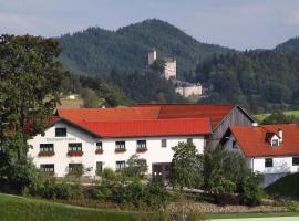 Ferienhof Stanzl, Rappottenstein (Grossgerungs yakınında)