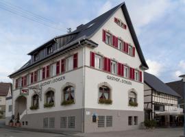 Gasthaus zum Ochsen, Westernhausen (Jagsthausen yakınında)