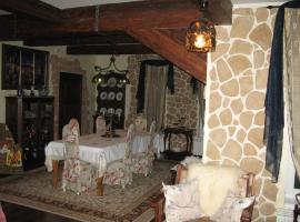 Guesthouse Ruzskoe vodokhranilische, Shcherbinki