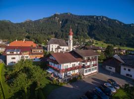 Alpenhof, Reutte (Wängle yakınında)
