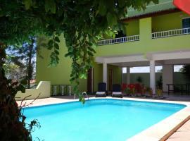 Hotel Pousada Oasis, Conde