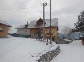 Homestay Emka, Hrabušice