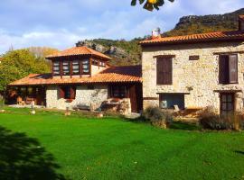 Casa Rural La Antigua y Torre Ximena, Tubilla (рядом с городом Villarcayo)