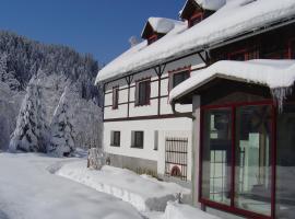 Pension Pilsachhof, Arriach (Oberwöllan yakınında)