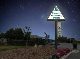 Pineacres Motel and Park, Kaiapoi
