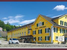 Hotel Römerbad, Zofingen (Reiden yakınında)