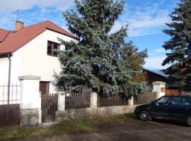 Apartment U Lochů, Kňovičky (Nalžovice yakınında)