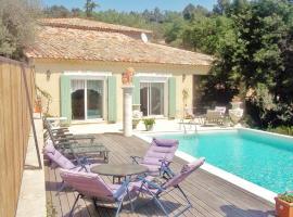Villa Mélissa, Les Angles Gard