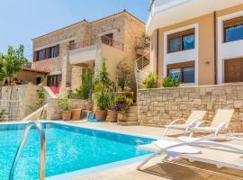 MED Villa Christina, Dhafnés (рядом с городом Agios Thomas)