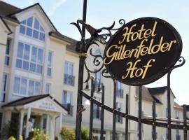 Landhotel Gillenfelder Hof, Gillenfeld (Strohn yakınında)
