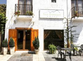 Hotel San Enrique, Salamanca (Illapel yakınında)