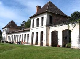 Château Neuf Le Désert, Le Pizou (рядом с городом Менеспле)