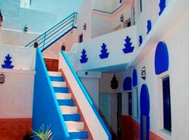 Antilla Riad, Ля Антилла