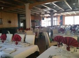 Hotel Gardu, Montealegre del Castillo (Fuente-Álamo yakınında)