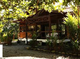 Kenaki Lodge, Cahuita