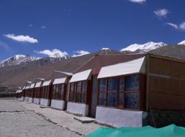 Pangong Holiday Cottages, Spangmik (рядом с городом Darbuk)