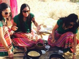 Luxury Desert Holiday, Джайсалмер (рядом с городом Lakhmana)