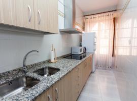 Extrenatura Alojamiento Apartments, Villafranca de los Barros (Ribera del Fresno yakınında)