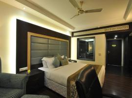 Hotel Royal Cliff, Kānpur (рядом с городом Bhairaun Ghāt)