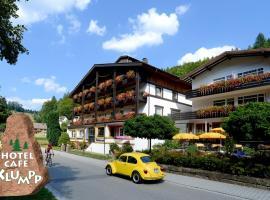 Schwarzwaldhotel Klumpp, Schönmünzach (Hundsbach yakınında)