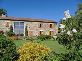 Les Fermes du Château, Saint-Maurice-de-Lignon