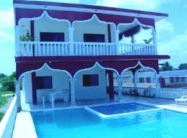 Flamingo Guest House, Celestún