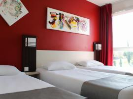 Hotel The Originals Carcassonne (Ex InterHotel)