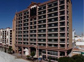 阿瓜斯卡連特斯瑞裡商場酒店