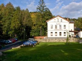 Hotel Epocha, Janov nad Nisou