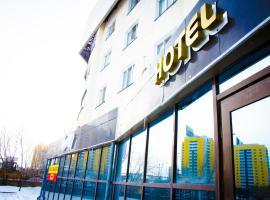 Hotel Inju on Baraeva 9