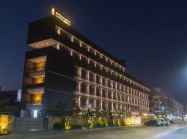 Prominent Corporate Residency, Gandhinagar (рядом с городом Adalaj)