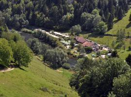 Tariche Centre de Vacances, Saint-Ursanne (Ocourt yakınında)