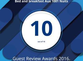 Bed and breakfast Aux 1001 Nuits, Villers-la-Ville (Blizu: Bousval)