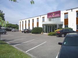 Citotel Hotel Les Alizes, Эизин