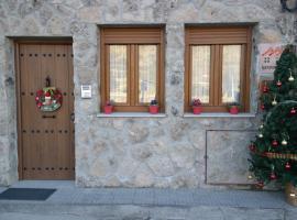 Apartamentos Valle&Snow, Vallejera de Riofrío (U blizini grada 'Fuentes de Béjar')