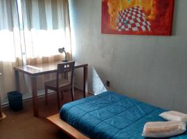 Habitaciones en Departamento, Santiago (Apoquindo yakınında)