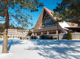 Activitypark Hotel Vsemina, Slušovice (Podkopná Lhota yakınında)