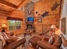 Majestic Forest Three-Bedroom Cabin