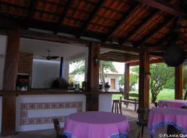 Pousada Pequi, Baía (Piraputanga yakınında)