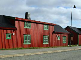 Live Lofoten Fishermen's Cabins
