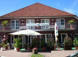 Hotel und Restaurant Rabennest am Schweriner See, Raben Steinfeld