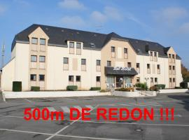 Bel Hotel, Saint-Nicolas-de-Redon (рядом с городом Редон)