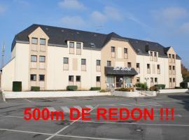 Bel Hotel, Saint-Nicolas-de-Redon