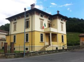 Villa Dircea, Castell'Arquato