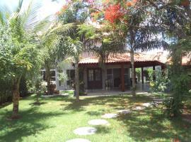 Sobrado Confortavel Com Belo Jardim, Campo Grande (Pontal yakınında)