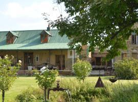 De Oude Huize Yard, Harrismith