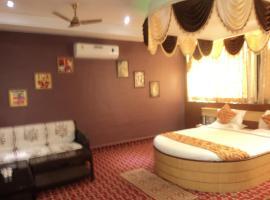 Hotel Vinayak Palace, Bilāspur (рядом с городом Jānjgīr)