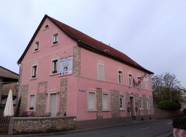 Gasthaus da Enzo, Siefersheim (Frei-Laubersheim yakınında)